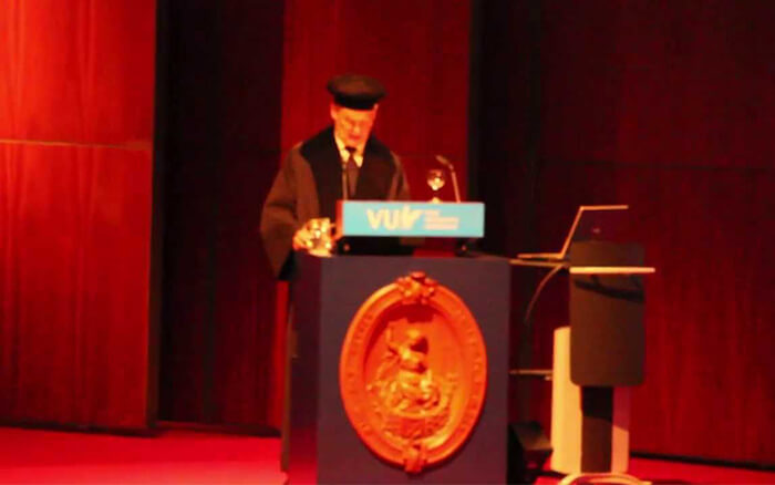 Oratie Wim Boonstra: Geld speelt (g)een rol
