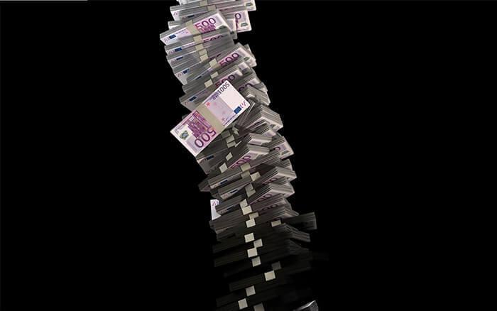 Een cheque voor iedere burger van de eurozone