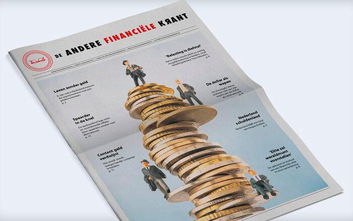 Stop geldcreatie banken