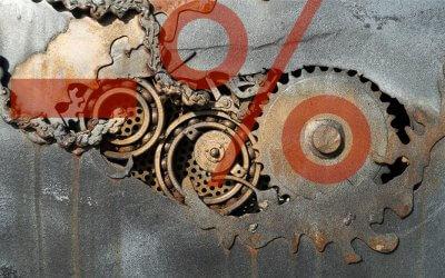 Negatieve rente: Oorzaak en oplossing van de aanhoudend lage rente