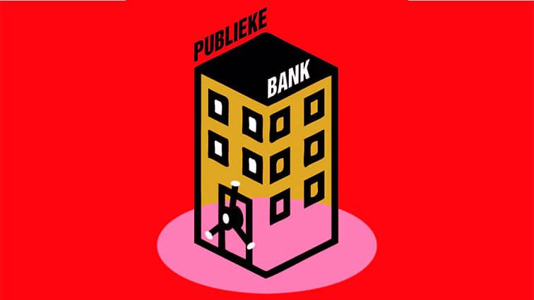 Politiek café over de toekomst van de banken, het (grote) geld en de invloed op onze samenleving